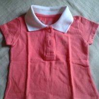 Camiseta de coton. - 1 ano - Pool Kids