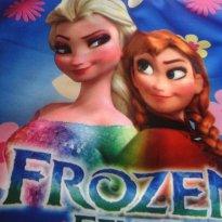 Saia Frozen - 4 anos - Bianca