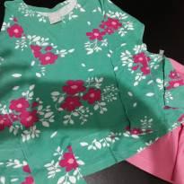 Blusinha fininha e gostosa tamanho 6 HERING - 4 anos - Hering Kids