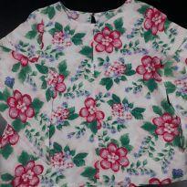 Blusa de Viscose linda, sem manchas Puc - 6 anos - PUC