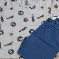 Camiseta Tigor Baby - 1 ano - Tigor Baby