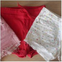 Kit shorts Imperdível - 7 anos - marisa