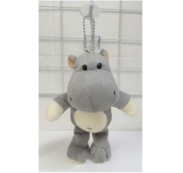 Pelúcia Hipopótamo - Sem faixa etaria - Não informada