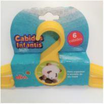 Cabide Infantil - com 6 Unids -  - Elka