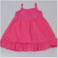 Vestido Bebê - 9 a 12 meses - Baby Club