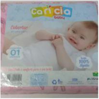 Cobertor Bebê – Menina 90cmX1,10m -  - Caricia