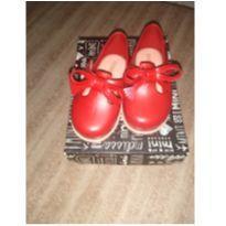 Mini Melissa vermelha - 19 - Melissa