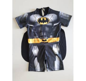 Fantasia Batman infantil - Sem faixa etaria - Não informada