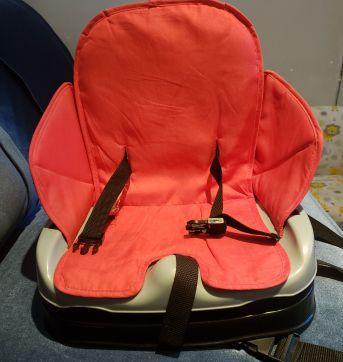 Cadeira de alimentação - Sem faixa etaria - Burigotto