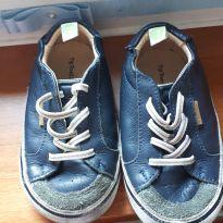 Sapatenis azul em couro Tip Toey Joey - 21 - Tip Toey Joey