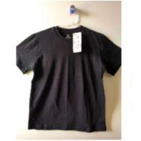 Camiseta preta Hering Kids - 14 anos - Hering Kids