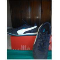Tênis Puma Azul e branco - 36 - Puma