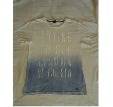 Camiseta alto astral - 11 anos - Hering Kids