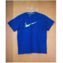 Camiseta azul Nike - 13 anos - Nike