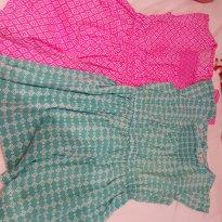 Vestido lindo e frescquinho ROSA (preço individual) - 3 anos - Carter`s