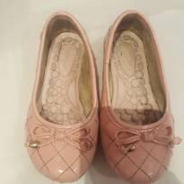 sapatilha pampili 24 rosa - 24 - Pampili
