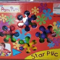 Brinquedo de Montar Star Plic | de encaixar -  - Estrela