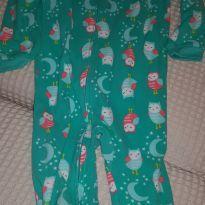 Pijama Fleece Macacão carters - 4 anos - Carter`s