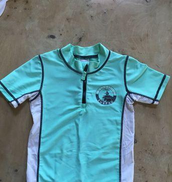 Camiseta para Praia e Piscina - 2 anos - Carter`s