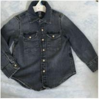 Camisa Jeans Gap - 3 anos - GAP