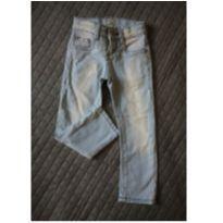 Calça jeans risca - 1 ano - Baby Classic
