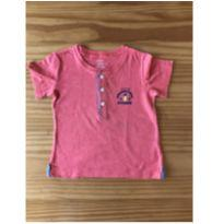 camiseta Carter`s salmão - 2 anos - Carter`s