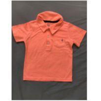 Camiseta laranja Carter`s - 2 anos - Carter`s