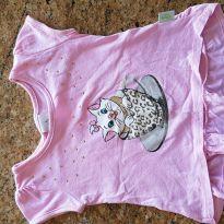 Blusa da Marie - 6 meses - Disney baby