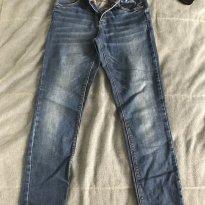 Calça jeans strech Zara Girls - 11 anos - Zara
