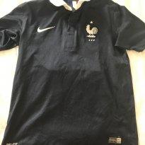 Camisa de Futebol França - 10 anos - Nike