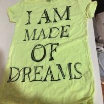 camiseta malha - 9 anos - Zara