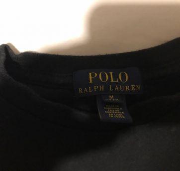 camisa malha Ralph Lauren - 10 anos - Ralph Lauren