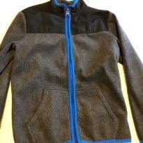 casaco fleece - 10 anos - OshKosh