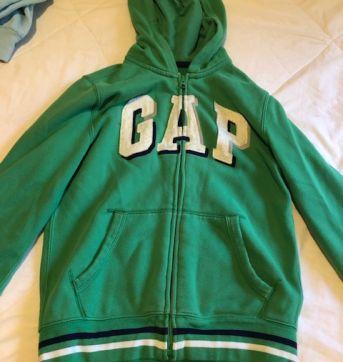casaco moletom GAP - 10 anos - GAP