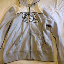 casaco abercrombie moletom - 12 anos - Abercrombie