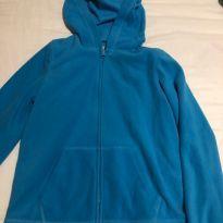 casaco fleece aeropostale azul - 14 anos - Aeropostole
