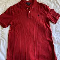 Camisa polo Ralph Lauren - 10 anos - Ralph Lauren