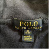 Camisa polo Ralph Lauren azul marinho - 10 anos - Ralph Lauren