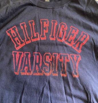 camisa manga longa tommy hilfiger - 12 anos - Tommy Hilfiger