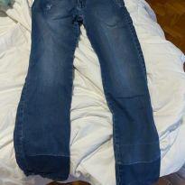 calça jeans brooksfield tecido extremamente confortável - 14 anos - Brooksfield Júnior