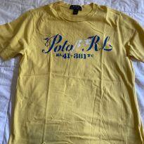 camisa malha polo ralph lauren - 10 anos - Ralph Lauren