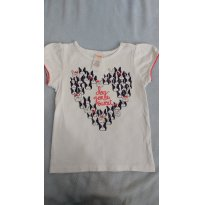 Camiseta gymboree cachorrinhos - 2 anos - Gymboree