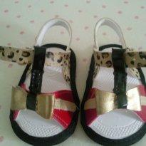 Sandalinha oncinha - 13 - Pimpolho