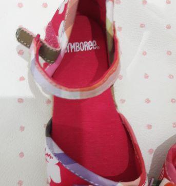 Sandalia corda Gymboree 21 - 21 - Gymboree