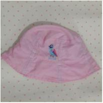 Chapéu rosinha UV LINE 50+ - 18 a 24 meses - Uv line