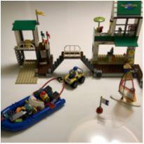 Lego city - 4644 - Marina -  - Lego