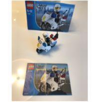 Lego city moto de polícia 7235 -  - Lego