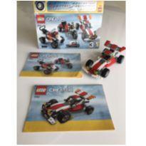 Lego creator 5763 3 em 1 -  - Lego