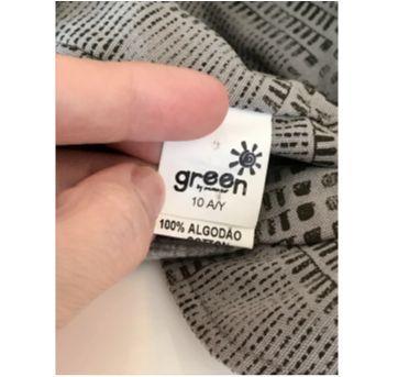 boina cinza claro - infantil - green - Sem faixa etaria - Green