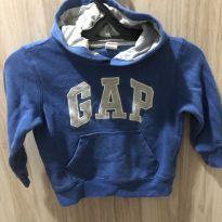 Blusa de Moleton GAP - 3 anos - Baby Gap